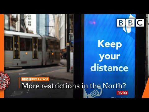 Covid: Talks continue over new restrictions for parts of England 🔴 @BBC News LIVE on iPlayer - BBC