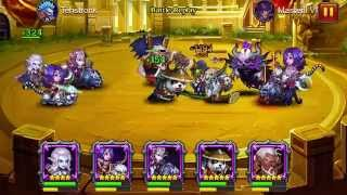 Heroes Charge: Drunken Master vs Admiral & Soulhunter