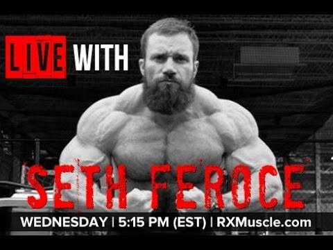 FEROCIOUS FEROCE! LIVE with SETH FEROCE!