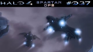HALO 4: SPARTAN OPS | #037 - Entbehrlich: Majestic | Let's Play Halo The Master Chief Collection