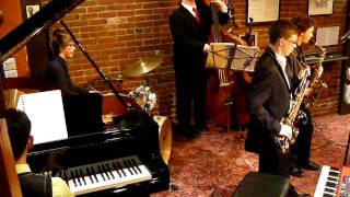 "Backroom Band - ""The Song is You"" by Jerome Kern"