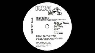 Keni Burke - Risin