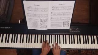 Grün, grün, grün - Kinderlieder am Klavier