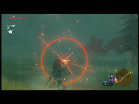 Zelda BotW: Shield Surf Route Challenge #1 [Akkala Ancient Tech Lab]