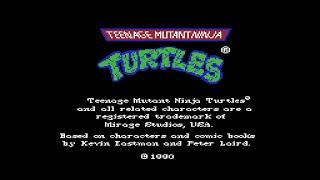 Commodore 64 Longplay [152] Teenage Mutant Ninja Turtles [US]