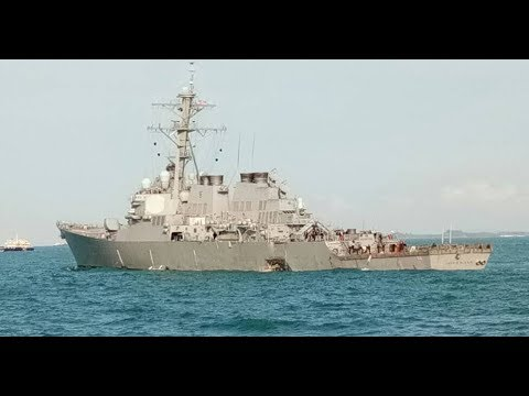 !*AN APOLOGY* MY ERROR,...MORE QUESTIONS...A NEW ATTACK! USS JOHN MCCAIN!