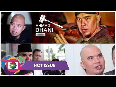 Detik-Detik Hakim Vonis Ahmad Dhani Setelah Terbukti Bersalah - Hot Issue Pagi