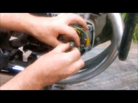 Установка Бесконтактной системы зажигания ОООСовеК на мотоцикл ЯВА. Часть 1.
