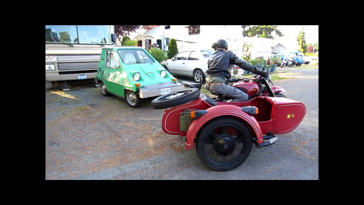 Vehicles Other Automobiles For Sale In Victoria Bc: 1980 Dnepr Motorcycle Sidecar For Sale In Victoria BC