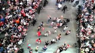 Salida de la barra R*R Guadalajara vs Leon (parte 2)