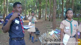2017 National scouts competition - Kenya Scouts Association