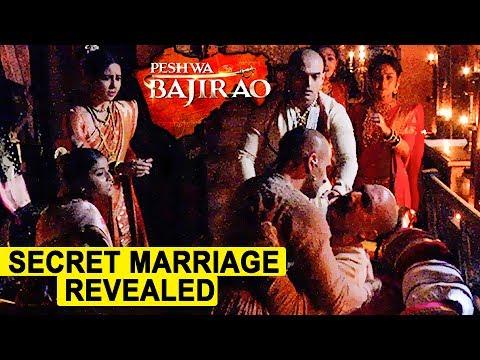 Balaji REVEALS About His SECRET MARRIAGE To Bajirao | Peshwa Bajirao - पेशवा बाजीराव