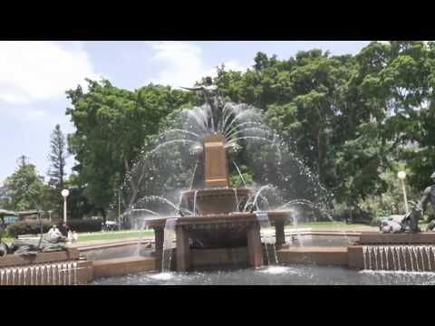 Archibald Fountain, Sydney, Australia, Dec 5, 2019