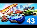 Hot Wheels: Race Off - Daily Race Off Random Levels Supercharged #43 | Android Gameplay| Droidnation