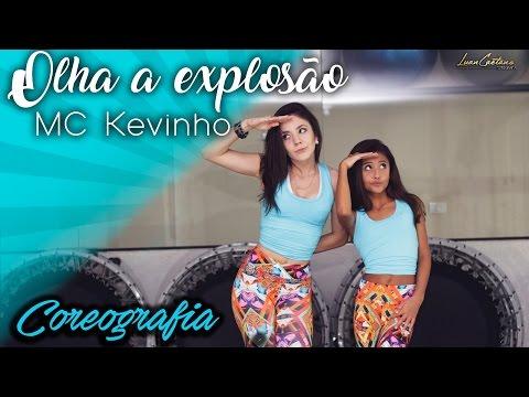 Olha a Explosão - Mc Kevinho - Coreografia Mariana Obino