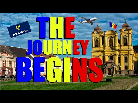DAY 1: The Journey Begins - A Night In Timisoara
