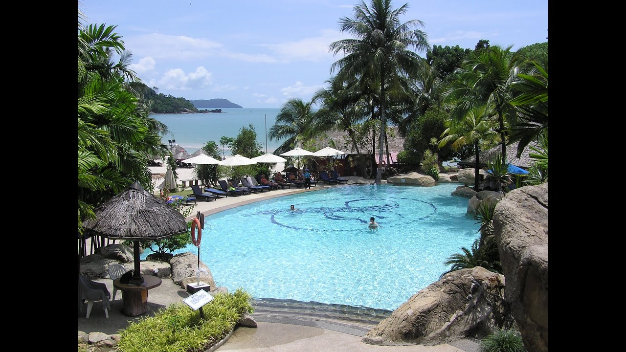 Berjaya Langkawi Resort Hotel Tour Malaysia Youtube