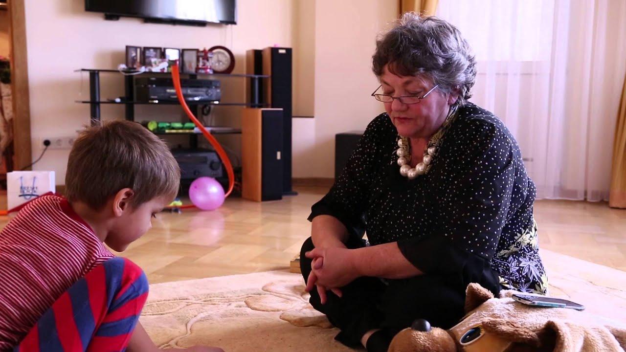 как познакомиться с ребенком 6 лет