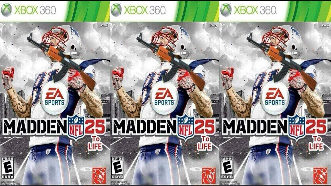 Imxblessed madden 13 aaron hernandez shots fired madden 25 to