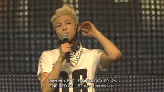 BTS LIVE TRILOGY EP.2 (19): GIL (ROADPATH)