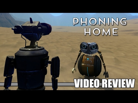 Review: Phoning Home (Steam) - Defunct Games