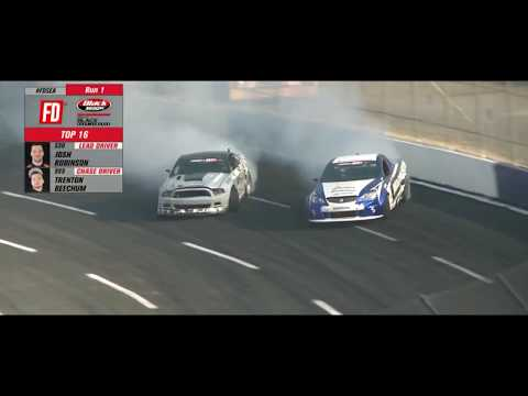 Formula DRIFT #FDSEA PRO2 TOP 16 Livestream Replay 2017