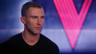 The Voice: Season 13 || Adam Levine Interview || SocialNews.XYZ