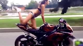 Girls on Bikes 2018 ♛ NEW ♛ STREET RACING MOTORBIKE ♛ MOTO GIRLS RACING TV 2018 ♛ GIRLS LIVE SHOW ♛
