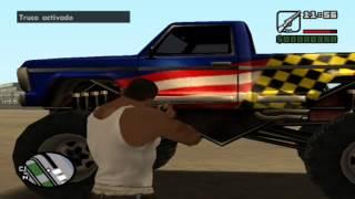 Los mejores trucos para el GTA san andreas para pc [HD] 2014