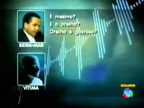Fernandinho Beira Mar MANDANDO MATAR O NAMORADO DE SUA EX AMANTE POR  TELEFONE - YouTube