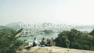 TOUR DE SANDWICH by PAPERSKY  vol 1 尾道   自転車でめぐる食の旅