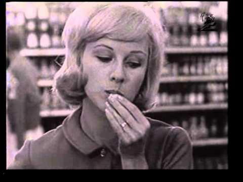 1965   Laura Scudders Potato Chips   Supermarket TV
