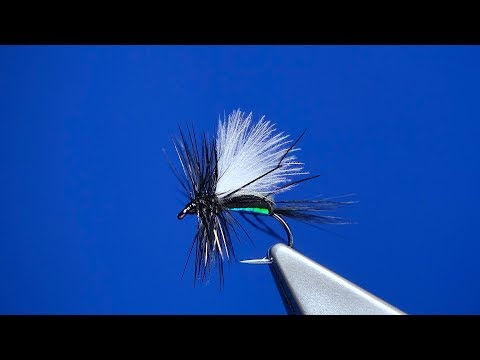 Download Youtube: Tying a Blow Fly Humpy with Davie McPhail