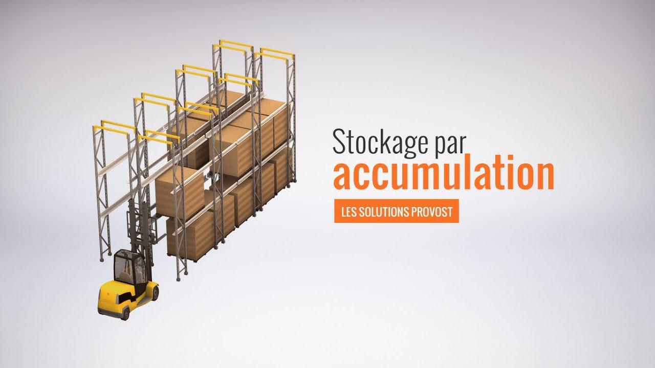 stockage