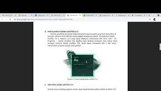 3.7 Menganalisis manipulasi audio dengan menggunakan fitur-fitur perangkat lunak audio digital - 2