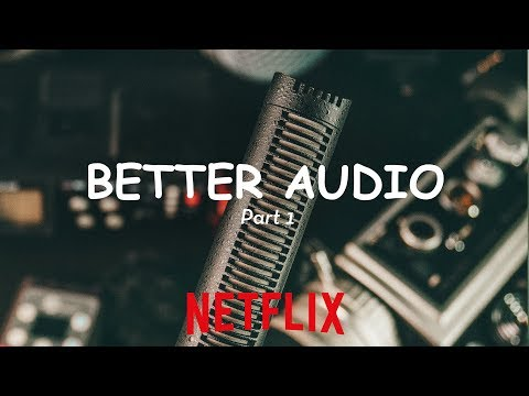 Filmmaking tips to MASTER Audio Recording - Part 1