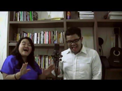 Fajar Wicaksana & Putri Akbar - Percayalah (Afgan & Raisa Cover)