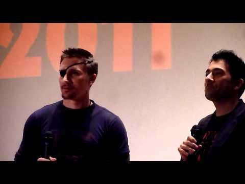 VS  World Premiere  Q&A with Director Jason Trost