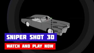 Sniper Shot 3D · Game · Gameplay