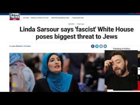 Linda Sarsour vs The Jewish Media