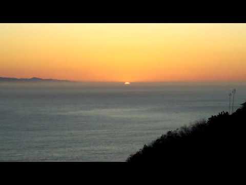 Point Mugu State Park Beach Sunset