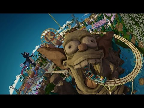 Simpsons Ride (FULL RIDE POV) at Universal Studios Hollywood 2014 HD