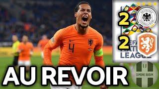 Francia a casa, Olanda alle Final Four ||| Germania-Olanda 2-2
