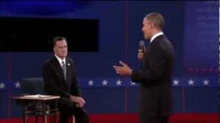 Repeat youtube video Funniest Obama comebacks to Romney