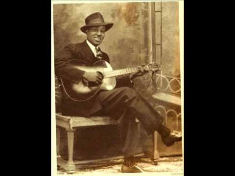 'Mississippi River Blues' BIG BILL BROONZY (1934) Blues Guitar Legend