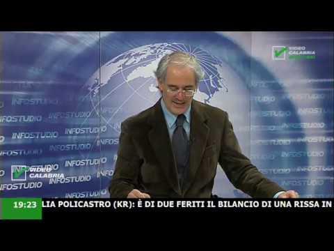 InfoStudio il telegiornale della Calabria notizie e approfondimenti - 23 Aprile 2020 ore 19.15