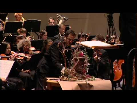 Concerto for Florist and Orchestra - La Jolla Symphony & Chorus