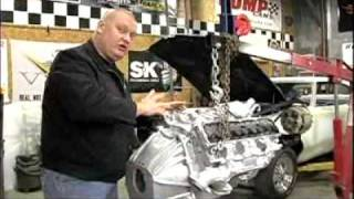 1971 Olds S71 Turbo Manifold Mock Up V8TV-Video