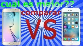 comparar celulares  ¿cual es mejor?