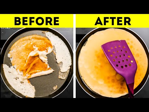 22 KITCHEN HACKS THAT WILL MAKE YOU LOVE COOKING